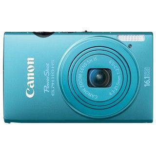 Canon PowerShot ELPH 110HS 16.1MP Blue Digital Camera