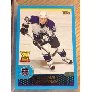 2001 02 Topps #149 Lubomir Visnovsky Los Angeles Kings