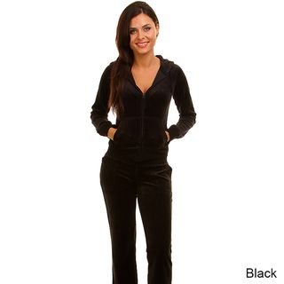 Anne Fashion Lyssa Loo Velour Lounge Wear Set