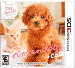 Nintendogs + Cats Toy Poodle and New Friends Video Games