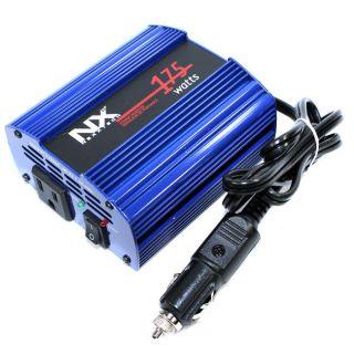Nexxtech 2218175 175 Watt DC To AC Power Inverter