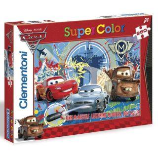 Clementoni   Puzzle Grand Prix Cars 2   250 pièces   Garçon   A