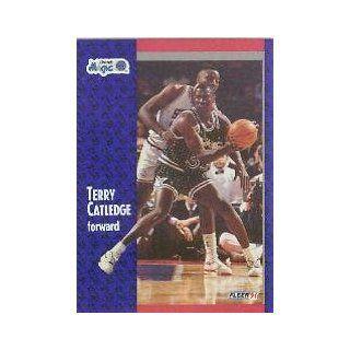 1991 92 Fleer #144 Terry Catledge: Collectibles
