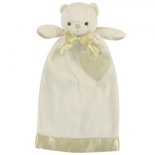 Lovie Baby Bernhardt Bear Security Blanket