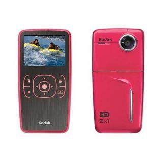 Kodak Zx1 HD Pocket Video Camera (Refurbished)