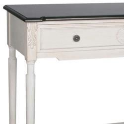 Fairford 1 shelf White Console Table