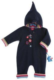 Sigikid Baby   Mädchen Babybekleidung/ Overalls 112112, Gr. 62, Blau