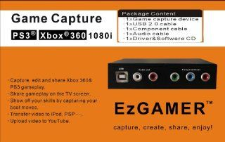 EzCAP 152 EzGAMER Game Capture Device. Play on your tv in