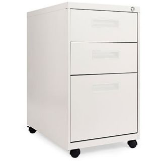 Alera Three drawer Mobile Pedestal File