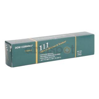 Dow Corning 111 Lubricant, Valve