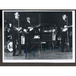 RARE TOPPS BEATLES CARD B & W #153 GEORGE HARRISON NM: Everything Else