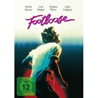 Footloose Kevin Bacon, Lori Singer, John Lithgow, Miles