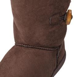 Journee Kids Girls Ktogle Wood Toggle Accent Boots