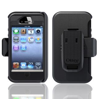 Otter Box Apple iPhone 4/ 4S OEM Black Defender Case