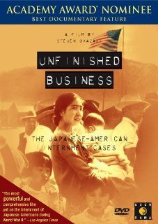 Unfinished Business   The Japanese American Internment