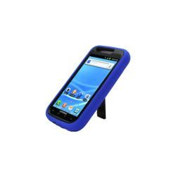 Samsung Galaxy S II 989 Hercules ( Mobile) Silicone Armor Hybrid
