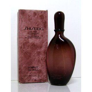 FEMINITE DU BOIS Shiseido 100 ml Eau Timide soin de Parfum Spray