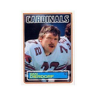 1983 Topps #155 Dan Dierdorf DP: Collectibles