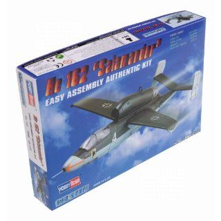 Hobby Boss He 162 Salamander Airplane Model Building Kit