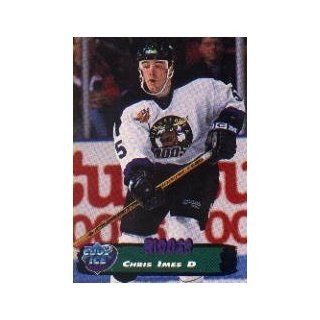 1996 Collectors Edge Ice #168 Chris Imes Collectibles