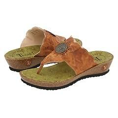 Think! Suzn   86360 Terra/Kombi Leather Sandals