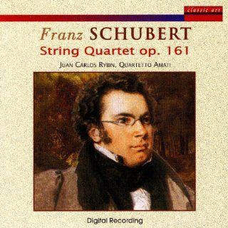 Franz Schubert String Quartet Op.161 Juan Carlos Rybin