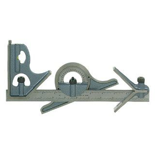 PEC 4 Piece Combination Square Set   Model: U 36X Blade Length: 18