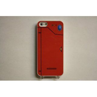 (165wi4) Pokemon POKEDEX iPhone 4 / 4S White Case Dexter