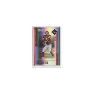Football Card) 2006 Leaf Limited Bronze Spotlight #172 Collectibles