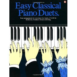 Easy Classical Piano Duets (Easy Classical Piano Duet, Efs173) Taeko