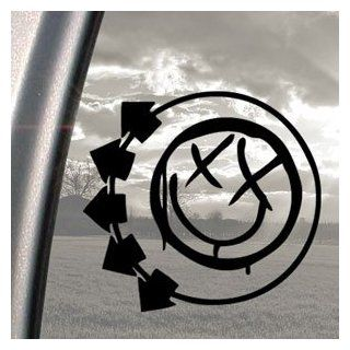 Blink 182 Logo Black Decal Car Truck Bumper Window Sticker