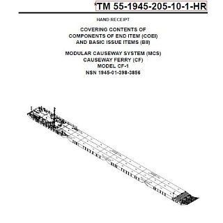 US Army, Technical Manual, TM 55 1945 205 10 1 HR, HAND RECEIPT