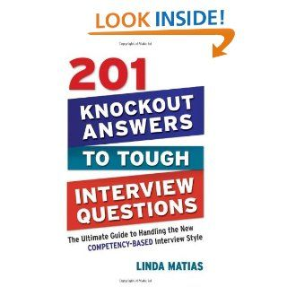 201 Knockout Answers to Tough Interview Questions The Ultimate Guide