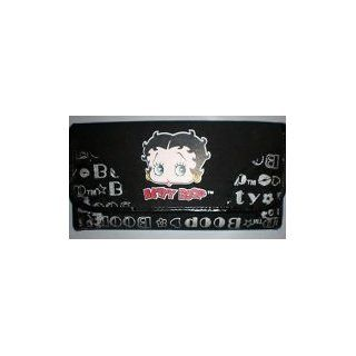 Betty Boop Long Wallet (black) Everything Else