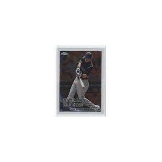 Dexter Fowler Colorado Rockies BB (Baseball Card) 2010 Topps Chrome #6