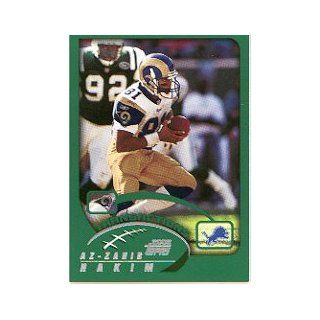 2002 Topps #229 Az Zahir Hakim: Collectibles
