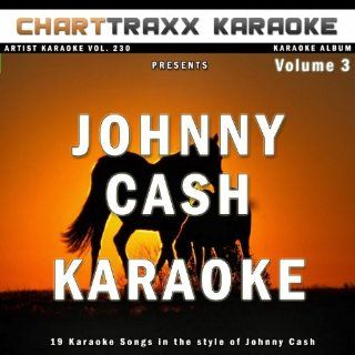 Artist Karaoke Vol. 230  Sing the Songs of Johnny Cash