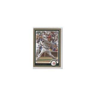 Travis Wood Cincinnati Reds (Baseball Card) 2010 Bowman Draft Gold #