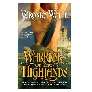Warrior of the Highlands (Berkley Sensation) Veronica Wolff