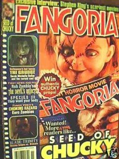 FANGORIA MAGAZINE ISSUE # 238   SEED OF CHUCKY ON COVERNOVEMBER