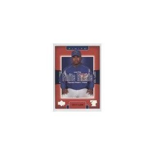 Rosario, Toronto Blue Jays (Baseball Card) 2003 Upper Deck Finite #229