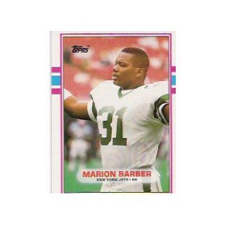 1989 Topps #233 Marion Barber RC Collectibles