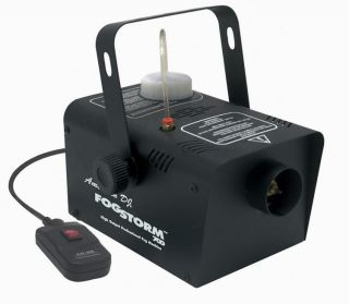 American DJ Fog Storm700 700 watt Pro Fog Machine (Refurbished