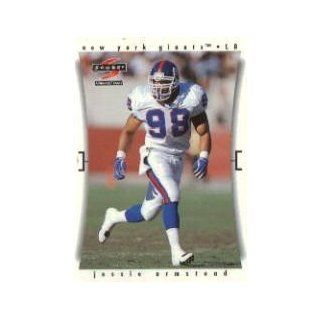 1997 Score #245 Jessie Armstead Collectibles