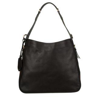Gucci Heritage Leather Hobo Bag
