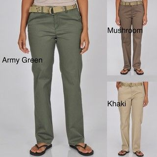 Khakis & Co Studio Womens Chino Pants