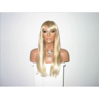 Star Flow Blonde Full Lace 26 inch Human Hair Wig