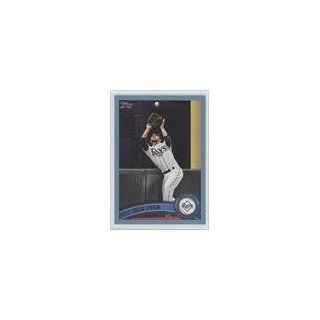 Sam Fuld (Baseball Card) 2011 Topps Update Wal Mart Blue Border #267