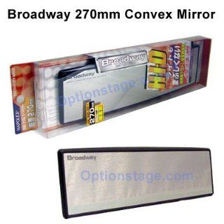 Broadway Rear View Mirror (270mm Curve)    Automotive