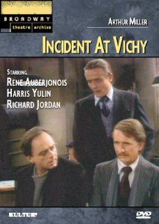 Incident at Vichy (Broadway Theatre Archive) Rene